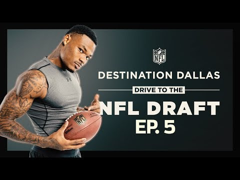Derwin James Gets Lessons from Landon Collins & Visits his Home Town | Drive to the Draft Ep. 5