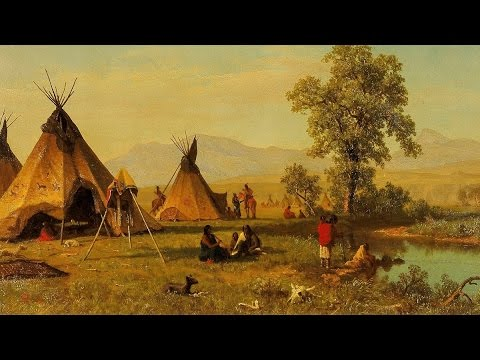 Wild Western Music - Indian Camp