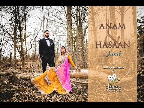 Anam & Hasaan - Janib - Next Day Wedding Featurette (NDE)