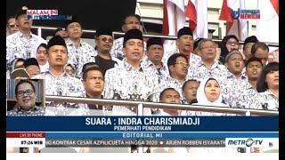 Jokowi Terbukti Kabulkan Harapan Guru Honorer