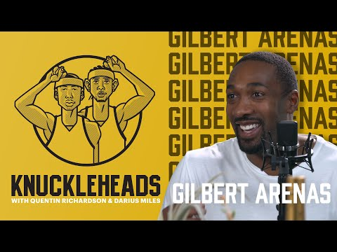 """""""Agent Zero"""" Gilbert Arenas Has No Chill With Q and D 