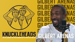 "Download ""Agent Zero"" Gilbert Arenas Has No Chill With Q and D 