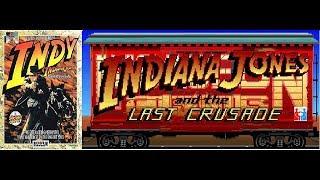 Indiana Jones 3 - The Last Crusade -1989 - Let's Play (3-3) - German - Legendary Games