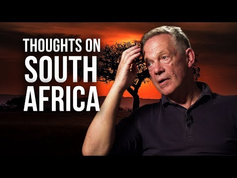 MY THOUGHTS ON SOUTH AFRICA - Simon Mann | London Real