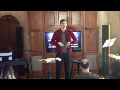 "House Church ""Open Your Heart"" Jackson Prouty"