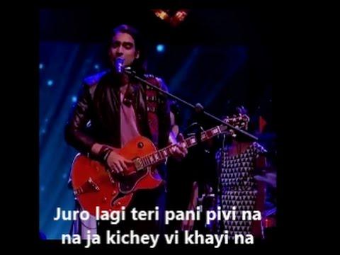 O Sathi O Sathi Lyrics No Rap Version Mtv Unplugged06  Jubin Nautiyal, Badshah