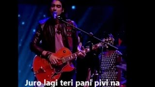 o sathi o sathi lyrics no rap version mtv unplugged 06 jubin nautiyal badshah