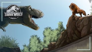 The Roar That Rules It All - Motion Comic Ep. 3 | Jurassic World