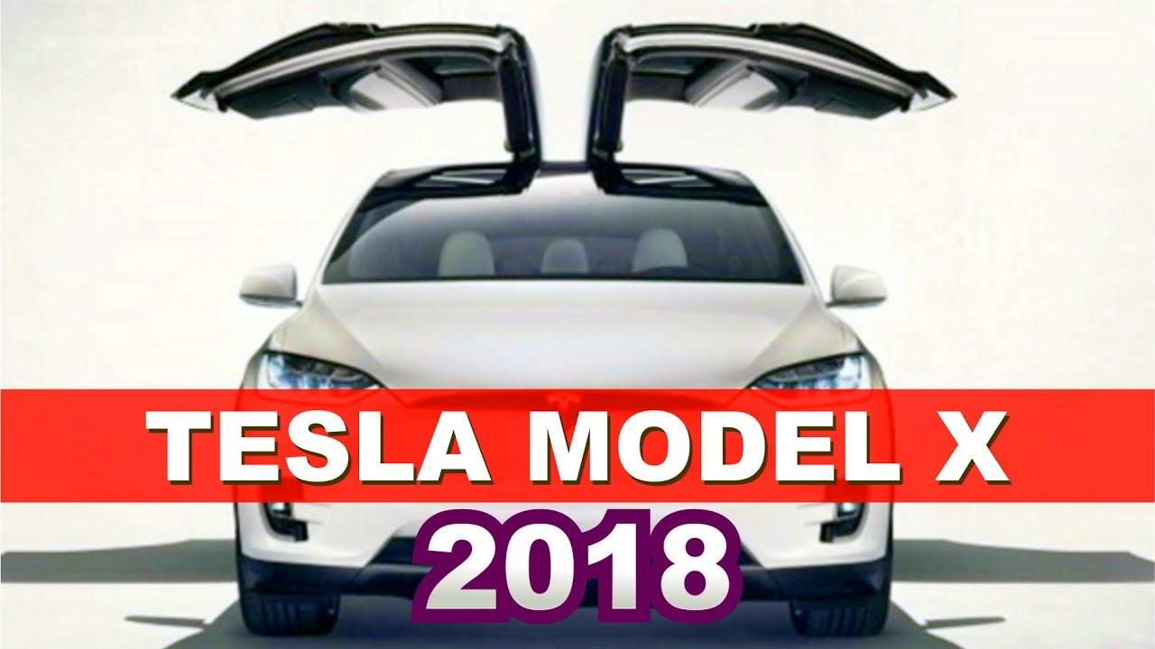 Tesla Model X 2018 The Safest SUV Ever  YouTube