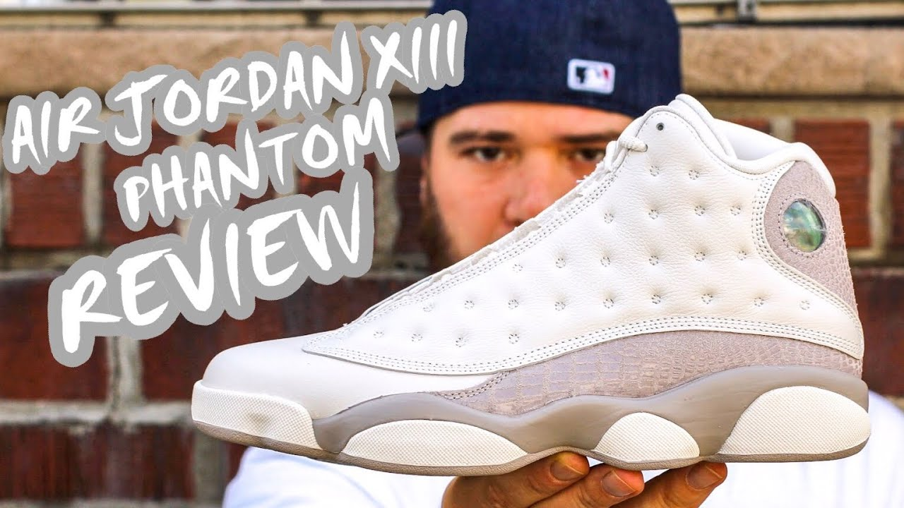 683f48698b1a4a EARLY LOOK   AT THE 2018 AIR JORDAN XIII (PHANTOM) - YouTube