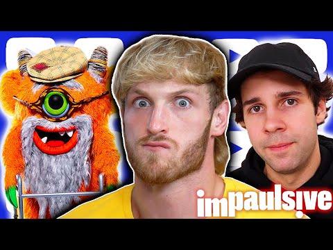 Logan Paul Speaks On David Dobrik, Masked Singer Reveal & Jake Paul VS. Ben Askren - IMPAULSIVE #270