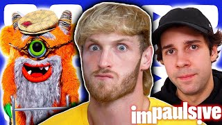 Logan Paul Speaks On David Dobrik, Masked Singer Reveal & Jake Paul VS. Ben Askren - IMPAULSIVE #270