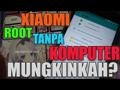 Mungkinkah Root Xiaomi Tanpa Unlock Tanpa Komputer? 🤔 - 동영상