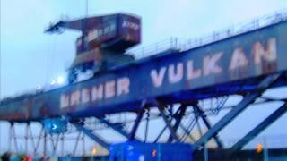 shipping Hammer Vulkan crane wave up spheric wave