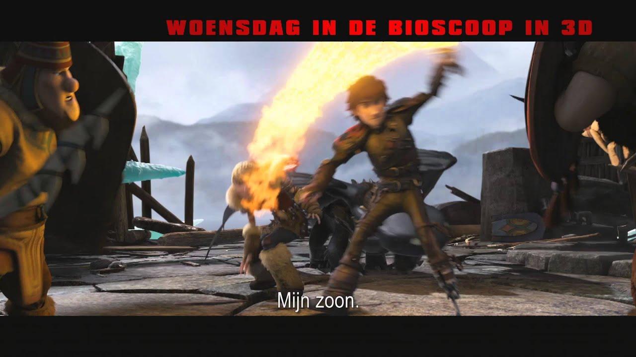 Minecraft Animation Wallpaper Hoe Tem Je Een Draak 2 Tv Spot Best Friends 30s Ov Woe