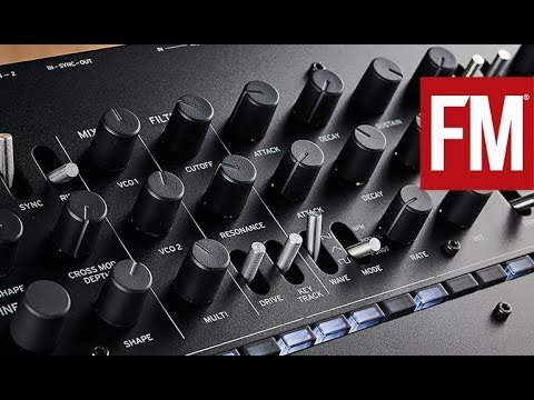 How to create a multi-layered pad sound with the Korg Minilogue XD – Producer's Guide