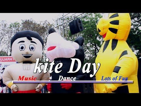 Kite Festival Celebration    Dream Land Surat