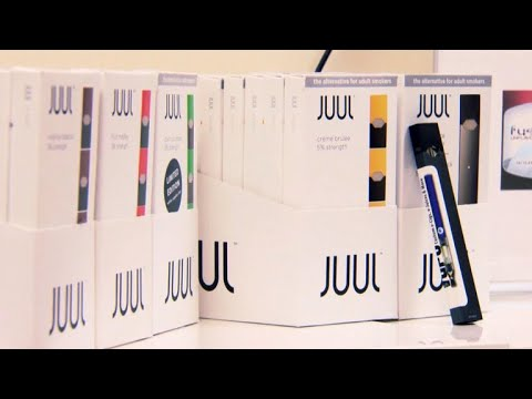Juul, e-cigarette popular with teens, under investigation by
