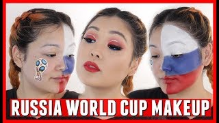 Download Video Russia World Cup 2018 Makeup Tutorial MP3 3GP MP4