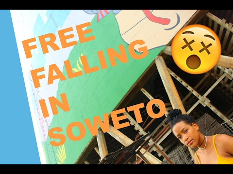 FREE FALLING IN SOWETO | TSHOLO MAMOGALE