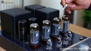 So sánh Ampli bán dẫn - Ampli đèn điện tử | Video chuyên sâu kỹ thuật số 05