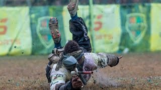 World Cup Paintball - Complete NXL Match! Russian Legion vs XFactor and Impact vs Heat - Sunday
