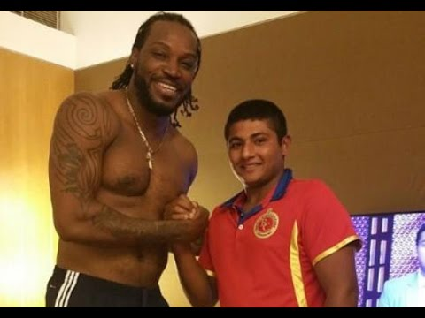Sarfaraz Khan: Chris Gayle Invited Me to Attend His Wedding - India TV