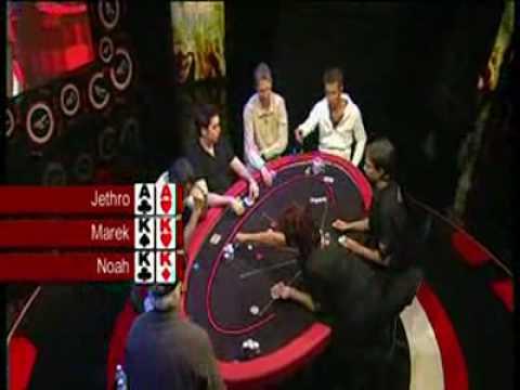 Greatest poker hand ever