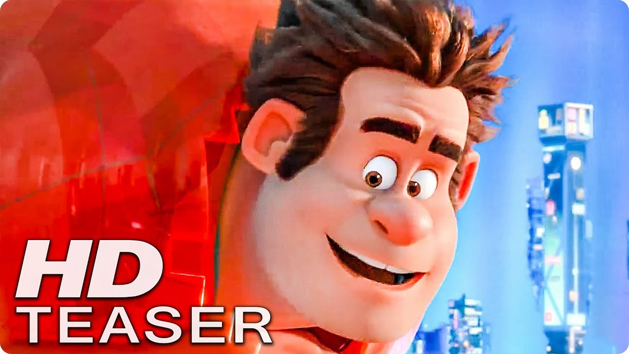 WRECK-IT RALPH 2 Teaser Trailer (2019) - YouTube