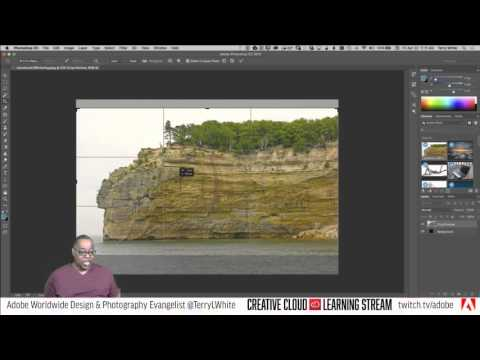 Introduction to Adobe Photoshop CC - Pt 10 - Exporting for Web & Print | Photoshop
