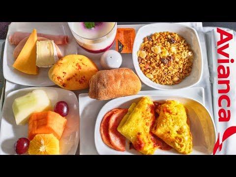 Avianca - Rio De Janeiro to Bogota - Business Class