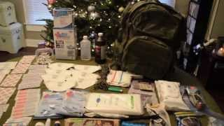 $60 Dollar Get Home Bag / Bug Out Bag Budget : Bug Out Bag ,  Prepping on a Budget