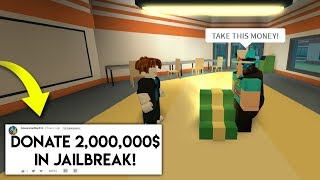 DARES ON ROBLOX! | Jailbreak