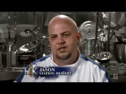 The Funniest Scene In Hells Kitchen Season 4 - YouTube