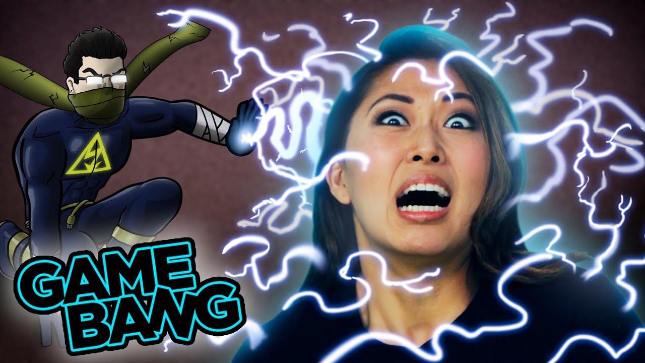 CRAZY ELECTRIC SHOCK GAME! (Game Bang)