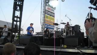 P.O.D. - Intro + Boom LIVE @ Rock The River 2013