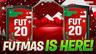 FUTMAS IS HERE!! FIRST EVER TOTY NOMINEE CARDS?! FIFA 20 Ultimate Team