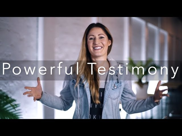 Powerful Testimony    How God Saves from Suicide