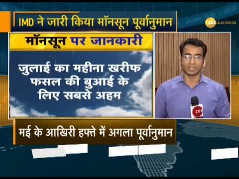 IMD projects near-normal monsoon this year: watch how it will affect markets Mp3