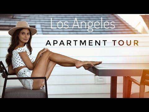 Тур по моей квартире в Лос Анджелесе. Цены на аренду, и многие другие детали❗️