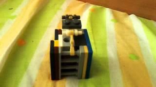 Лего клетка