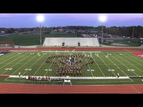 Spring Lake High School - East Kentwood Invitational 2017