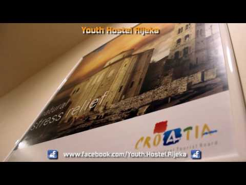 Youth hostel Rijeka Croatia