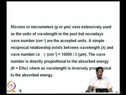 Mod-04 Lec-30 Inductively Coupled Plasma Atomic Emission Spe
