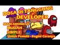 Cara Bermain Among Us Indonesia PEMULA, Mudah dan Simple Tutorial Main Among Us
