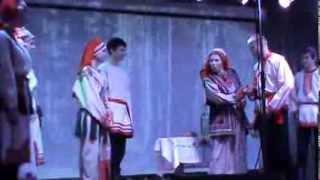 150-летие М.Е.Евсевьева (сюжет эрзянской свадьбы)