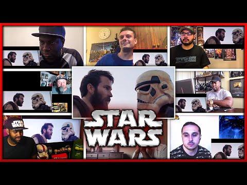 KENOBI - A Star Wars Fan Film Reactions Mashup