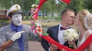 Свадьба в яхт-клубе Командор // Даниил и Валерия 2017
