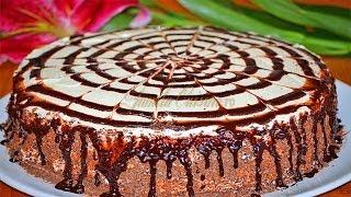 Reteta Tort cu ciocolata alba si ananas - partea 1/2 | JamilaCuisine