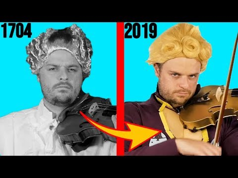 From Bach to Jojo: The Evolution of Meme Music (1704-2019)